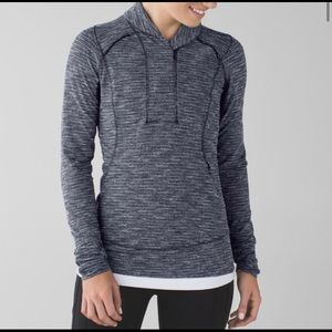 Lululemon Coco Pique Think Fast Pullover